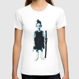 Little kendo girl T-shirt