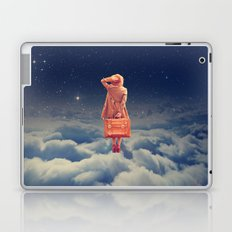 Galactic Traveller Laptop & iPad Skin