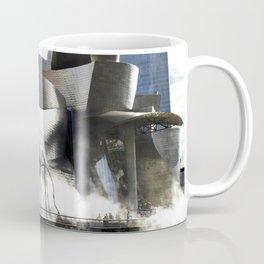 Museu Guggenheim Bilbao | Frank Gehry architect Coffee Mug