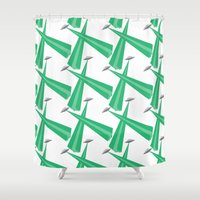i want to believe Shower Curtains featuring I want to believe  by ScoobiRoo