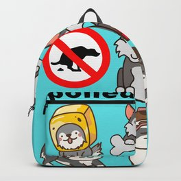 Spoiled Dog's Life Backpack