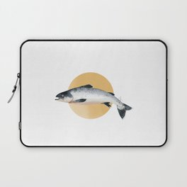 Malibu Salmon Laptop Sleeve