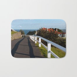 Walkway to Byron Bay, Australia Bath Mat