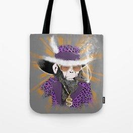 Pimp-Panzee Tote Bag