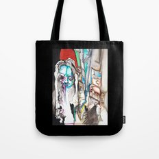Lost in Moments Tote Bag