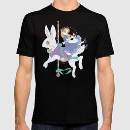 Carousel: World of My Own T-shirt