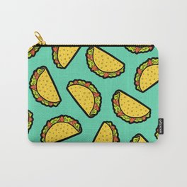 It's Taco Time! Carry-All Pouch