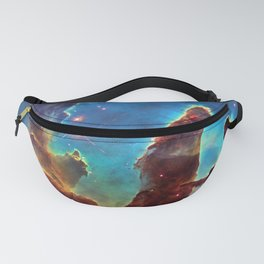 Solar System and Beyond: The Pillars of Creation Fanny Pack