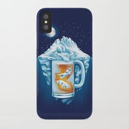 The Polar Beer Club iPhone Case