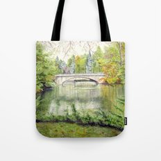 Racine, Fall'13 Tote Bag
