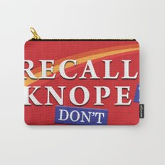 Recall Knope Carry-All Pouch