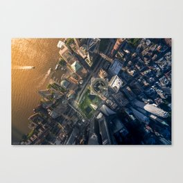 Above the One World Trade Center Canvas Print