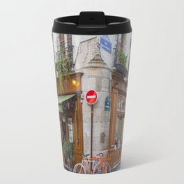 Cute Corners of Paris Travel Mug