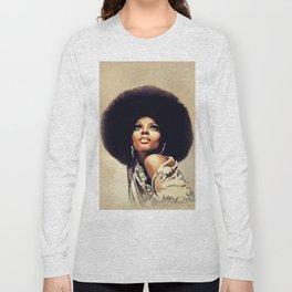 Diana Ross, Music Legend Long Sleeve T-shirt