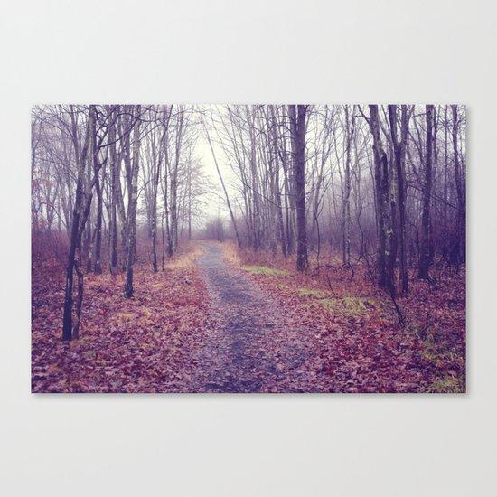 lead me home Canvas Print