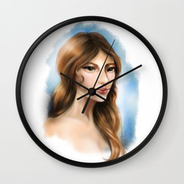 Roseanna Wall Clock