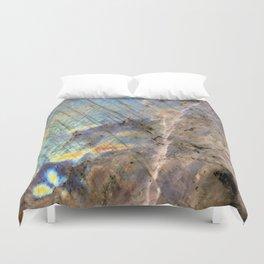 Labradorite Duvet Cover