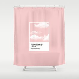 Pantone Series – Daydreaming #2 Shower Curtain