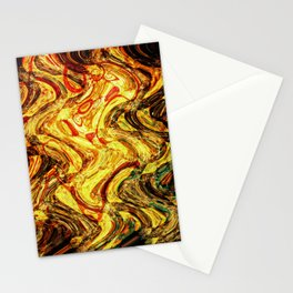 A Vision in the Sahara Stationery Cards