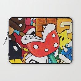 Super Mario Bros Laptop Sleeve