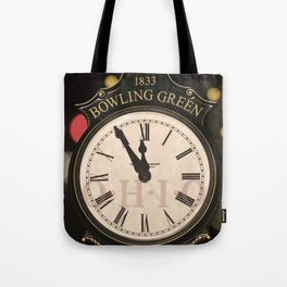 Nearly the Midnight Hour Tote Bag