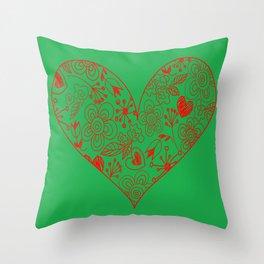 Valentine 01 Throw Pillow