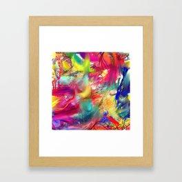 Abstract1 Framed Art Print
