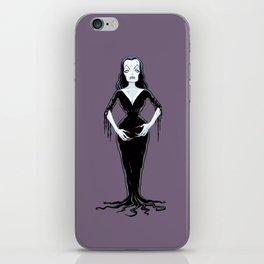 Vampira iPhone Skin