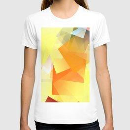 Yellow Butterflies T-shirt