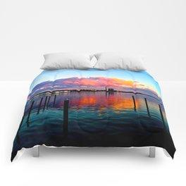 Long Wharf Comforters