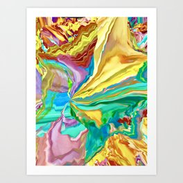Fantasie II Art Print