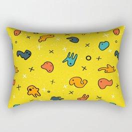 Algae friends Rectangular Pillow
