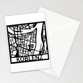 Koblenz Stationery Cards
