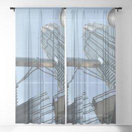Concourse Level Petronas Twin Tower Wilayah Persekutuan Kuala Lumpur Malaysia Ultra HD Sheer Curtain