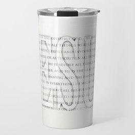 Image of the Invisible Travel Mug