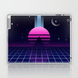 Neon Twilight Laptop & iPad Skin