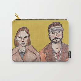 The Royal Tenenbaums Carry-All Pouch