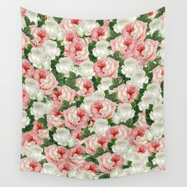 Juliet -  Romantic Roses Wall Tapestry