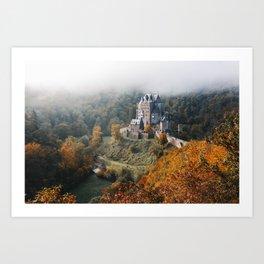 Eltz Art Print