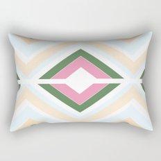 Mod stripes in Sorbet Rectangular Pillow