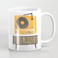 Vinyl Deck Mug
