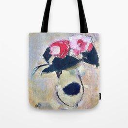 12,000pixel-500dpi - Camellias - Helene Sofia Schjerfbeck Tote Bag