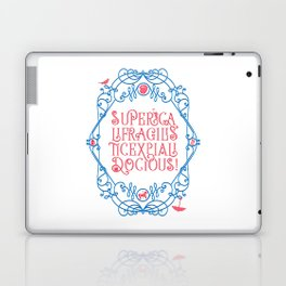 Whimsical Poppins! Laptop & iPad Skin