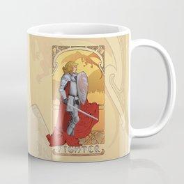 La Combattante - The Fighter Coffee Mug