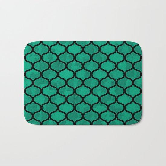 Lovely Pattern VV Bath Mat