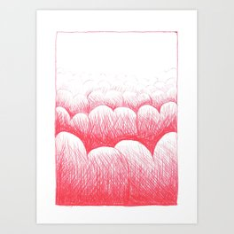 Kera Damo 010 Art Print