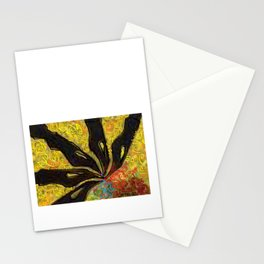 The Pen is mightier than the sword, so Shalom (Peace). Stationery Cards