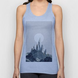 Full moon 2 Unisex Tank Top