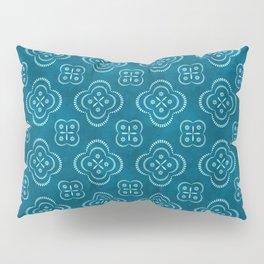 Dotty Batik (Seafoam Blue) Pillow Sham