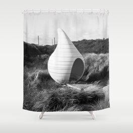 Midlands III Shower Curtain